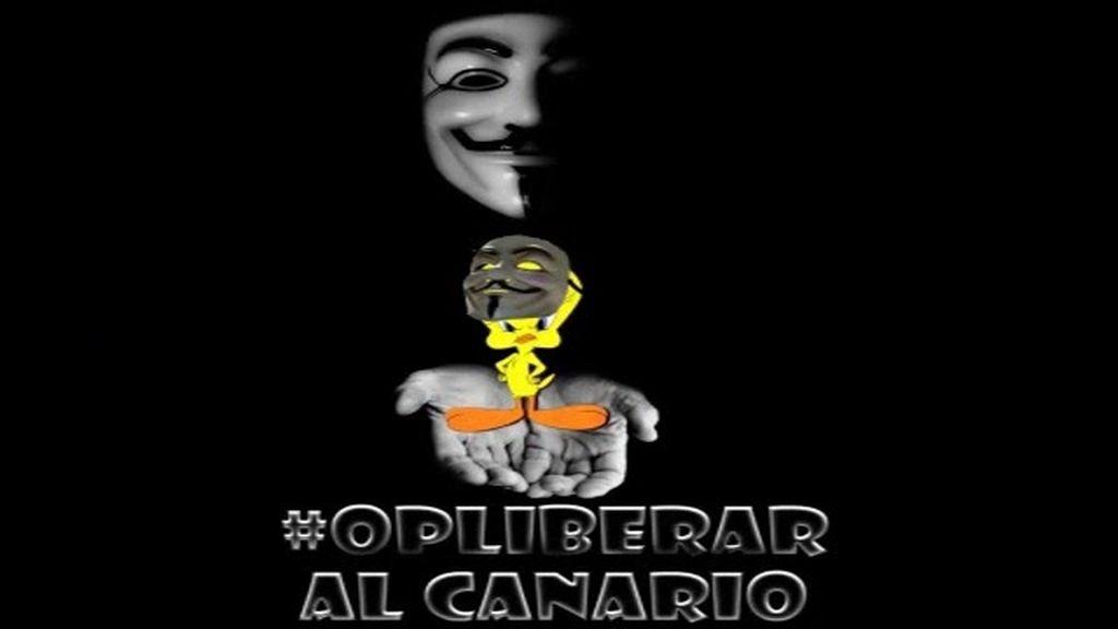 Comienza la 'Operación Liberad al Canario'