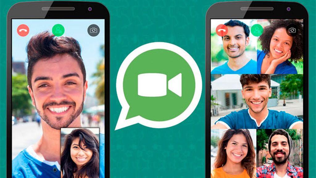 videollamadas WhatsApp, WhatsApp