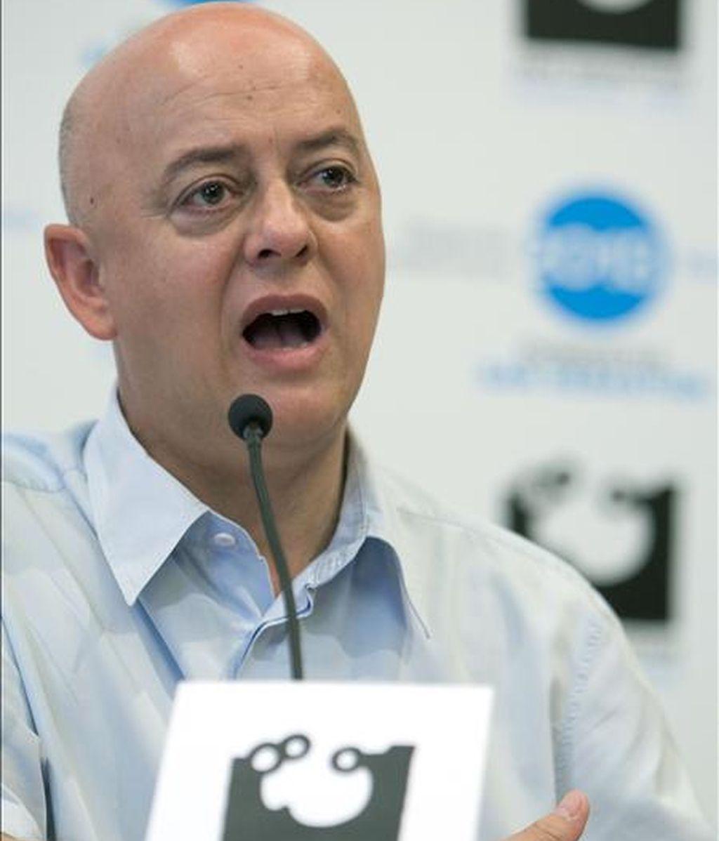 El alcalde de San Sebastián, Odón Elorza. EFE/Archivo