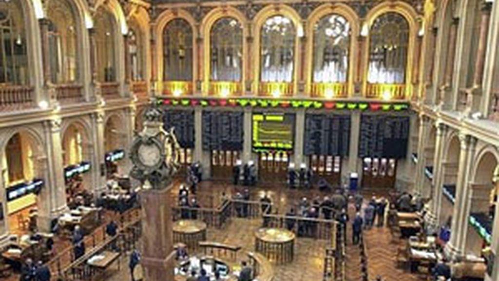 La Bolsa española sufre una nueva caída. Vídeo:Atlas