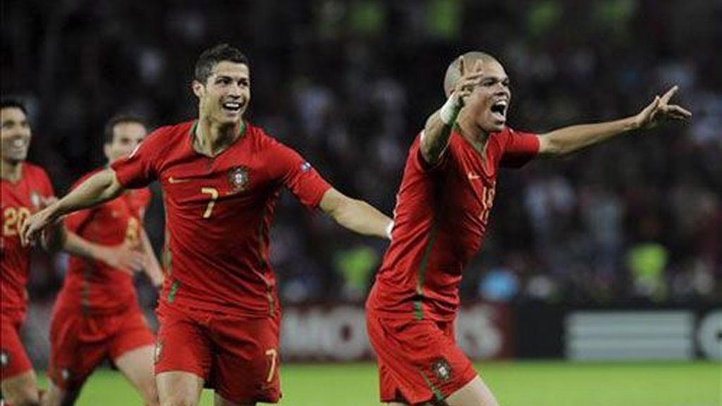 Portugal, líder del Grupo A