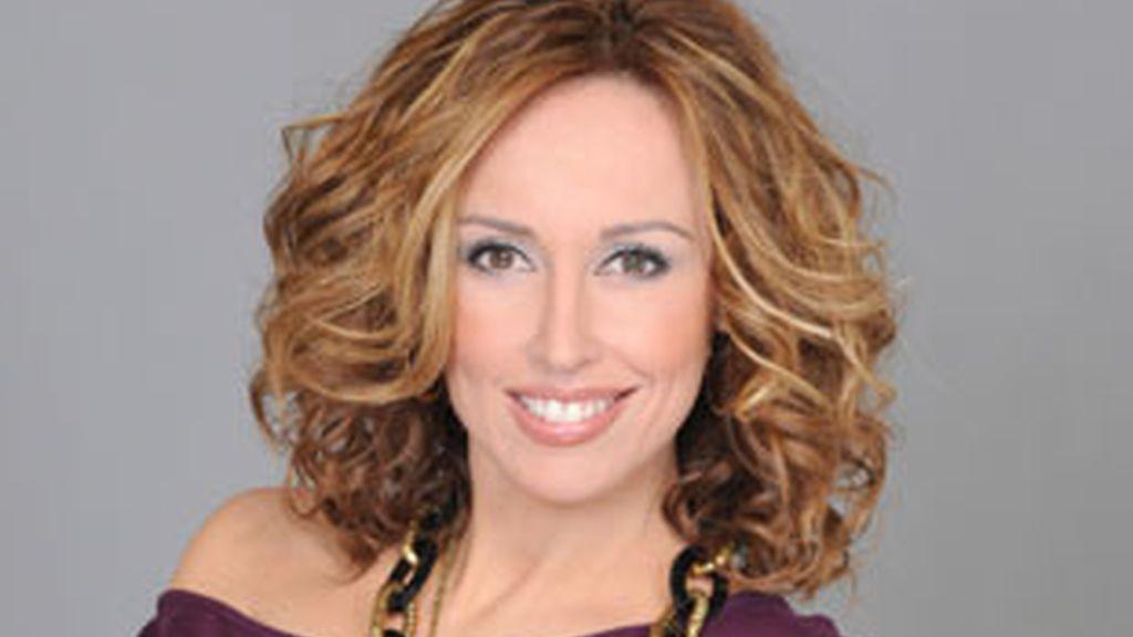 Emma Garcia, presentadora del programa