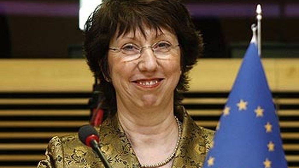 Catherine  Ashton, tiene una escasa experiencia diplomática. Foto: Reuters
