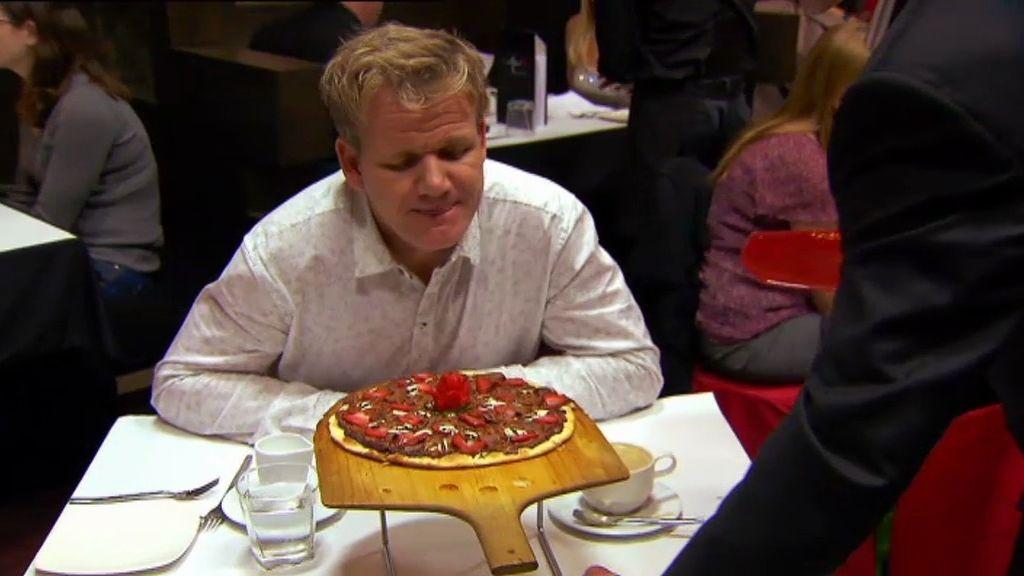 El chef Ramsay se convierte en un salvador de hoteles en 'Hotel Infierno'