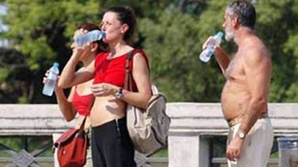 Andalucía y Badajoz soportarán las temperaturas más elevadas.