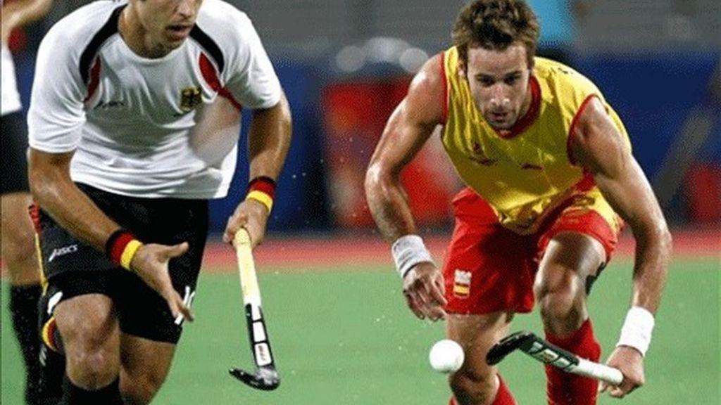 Selección española de hockey