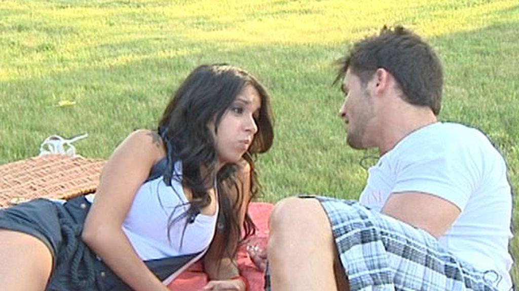 Oliver y Carmen (29/07/10)