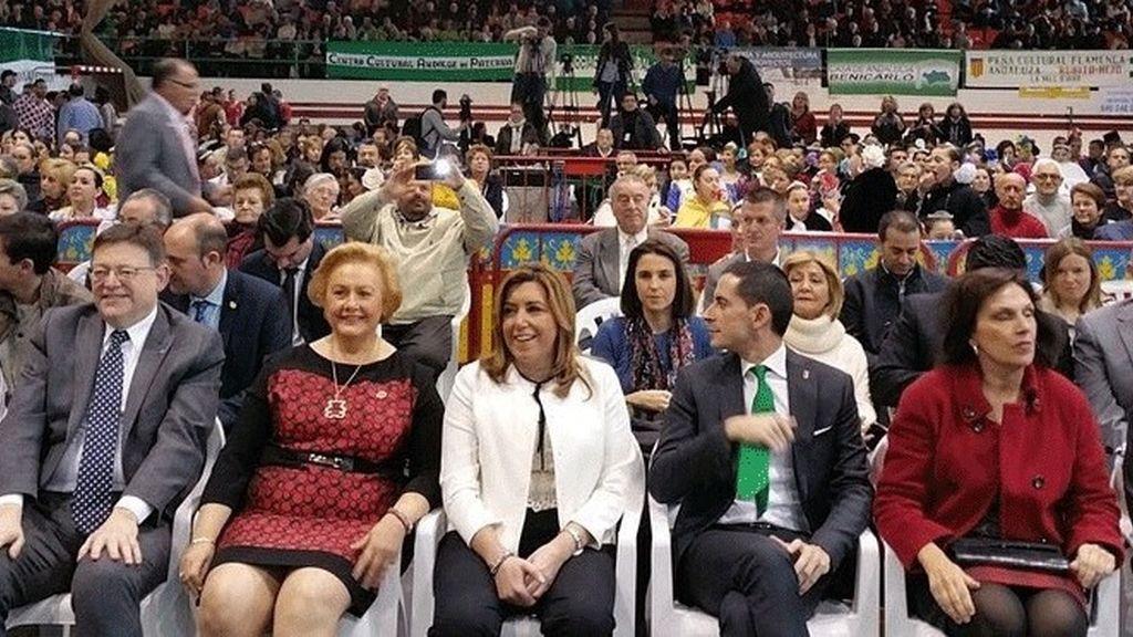 """Díaz: """"Sánchez tiene todo mi apoyo para dar a este país un gobierno de estabilidad"""""""