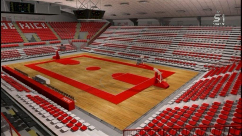 Podmezakla Arena (Jesenice)