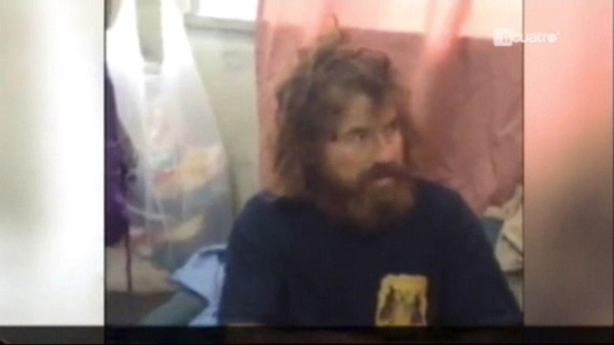 El pescador José Salvador Albarengo, un naúfrago 16 meses a la deriva