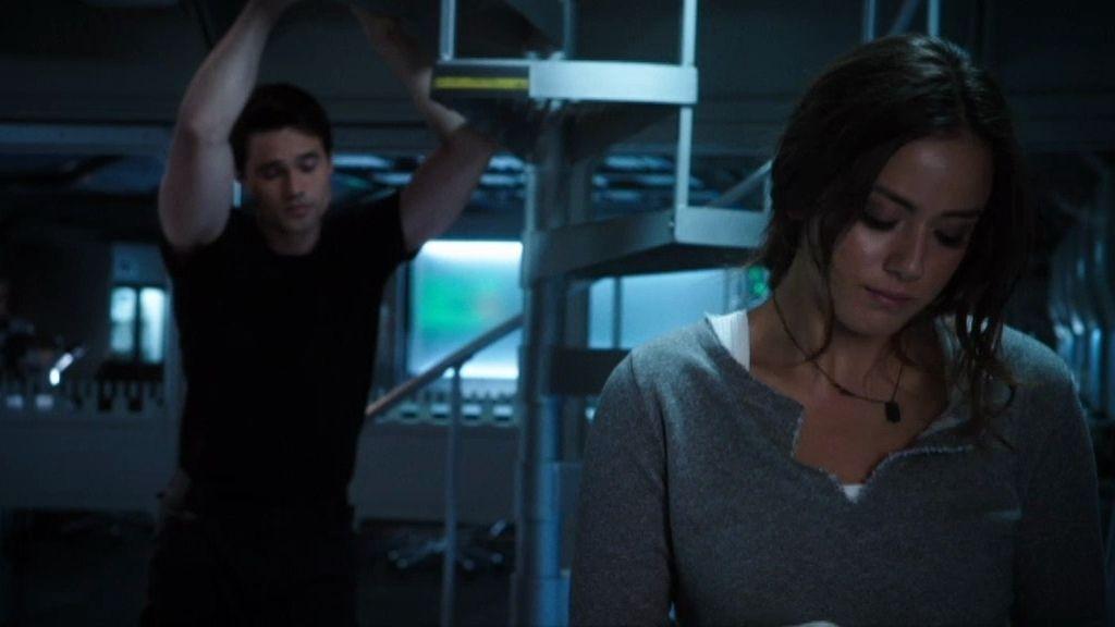Ward y Skye, ¿algo más que compañeros?