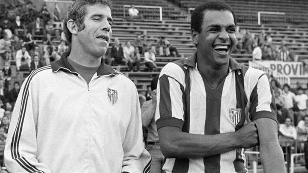 Héroe de la década dorada del Atlético de Madrid
