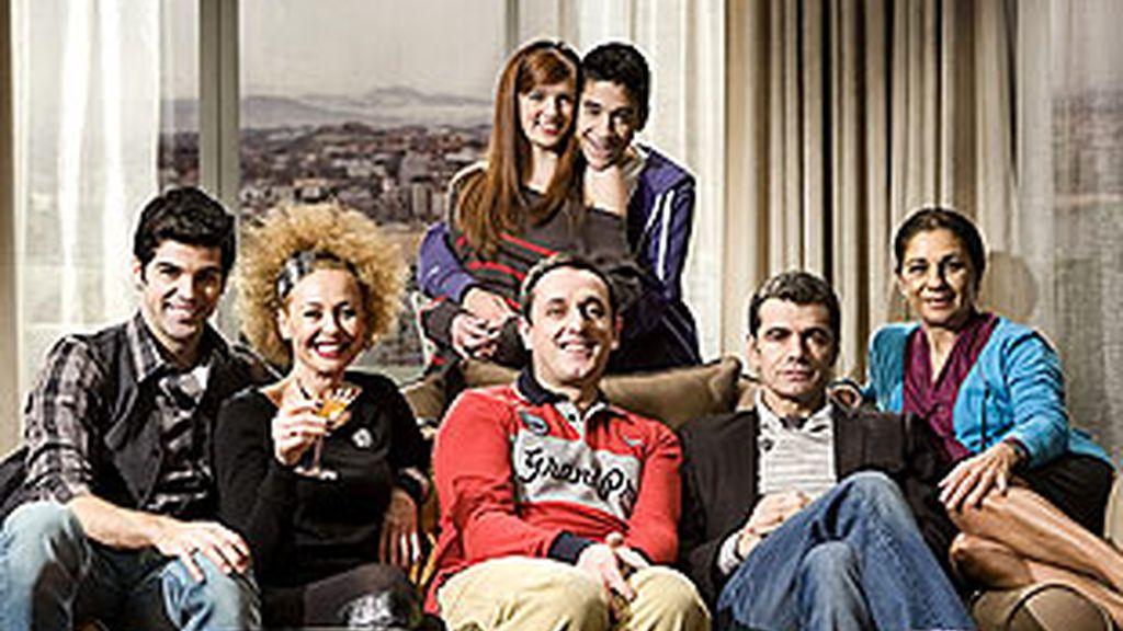 El elenco de actores de 'Vida Loca'