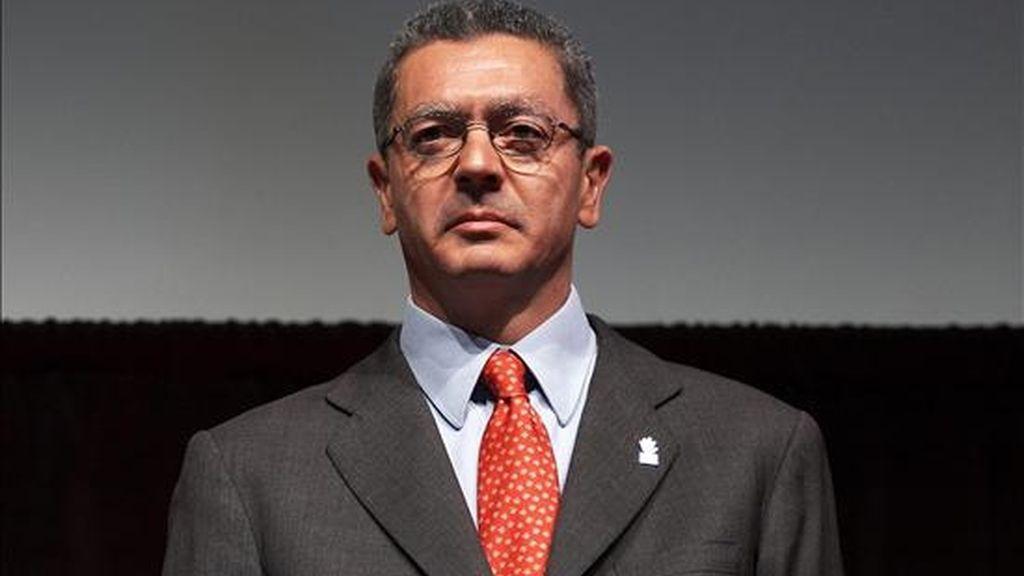 En la imagen, el alcalde de Madrid, Alberto Ruiz-Gallardón. EFE/Archivo