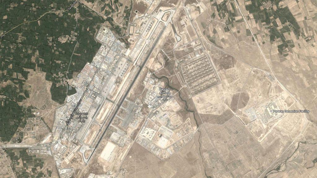 Base aérea estadounidense de Bagram