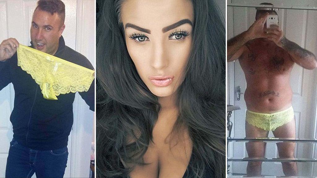 Acosaban a su novia por Facebook y se venga de una forma insospechada