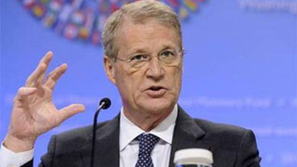 Imagen de archivo de Antonio Borges, director del Fondo Monetario Internacional (FMI) para Europa. Foto: EFE.