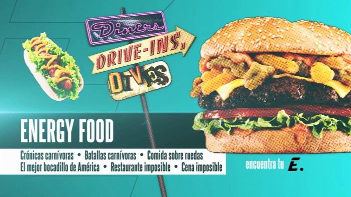 Restaurantes imposibles y comidas únicas en 'Energy Food'