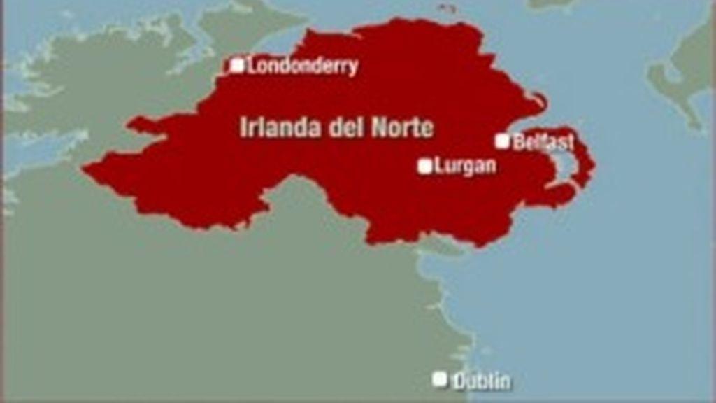 Atentado en Irlanda del Norte