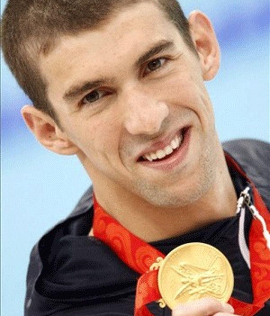 Phelps ya es el mayor medallista de oro de la historia del olimpismo