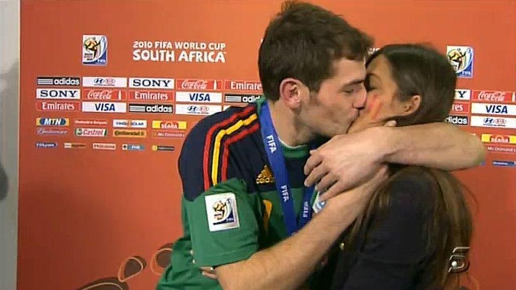 El beso de amor verdadero