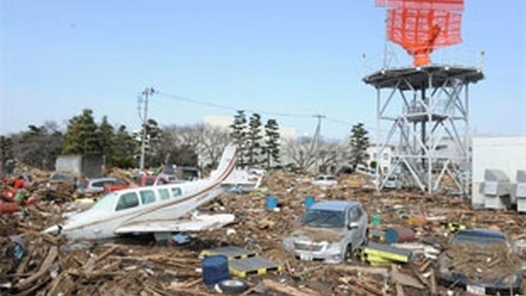 Un nuevo terremoto de 7,1 grados ha sacudido la isla de Honshu y ha obligado a evacuar los trabajadores de Fukushima. Vídeo ATLAS