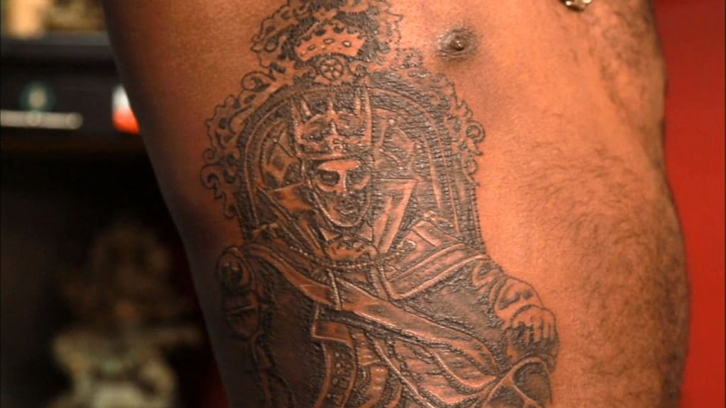 Lo mejor del divertido programa de tatuajes de 'Energy', en fotos