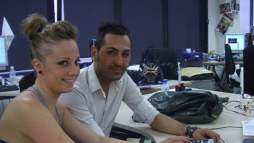 Marta y Carlos, en telecinco.es