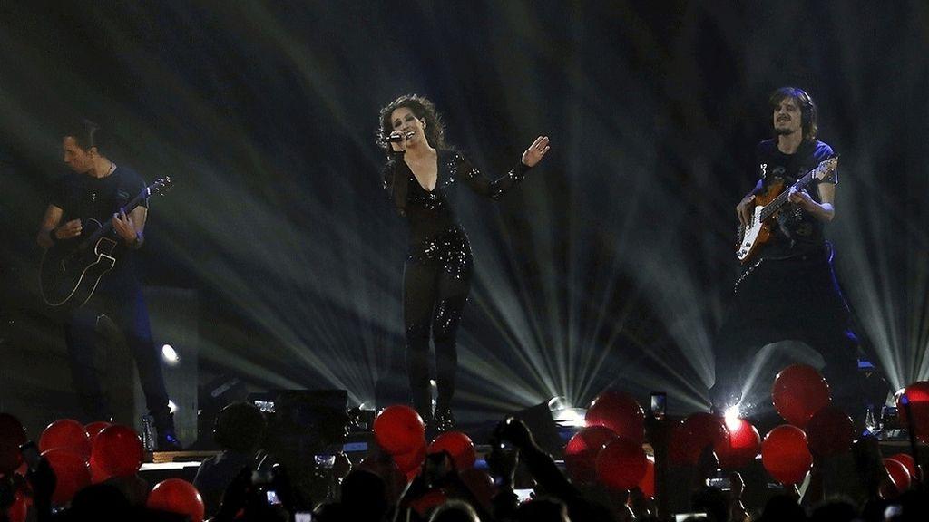 """Malú califica su concierto como """"muy especial"""""""