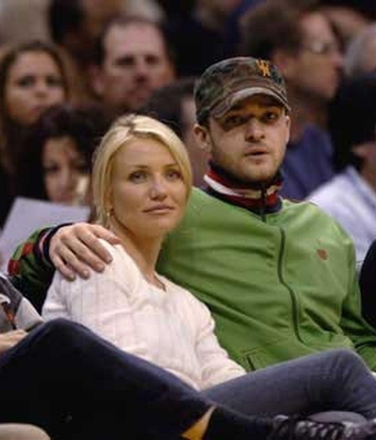 La pareja ya tuvo un romance durante los años 2003 y 2007. FOTO: EFE / Archivo