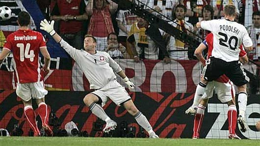 Alemania - Polonia (2-0)