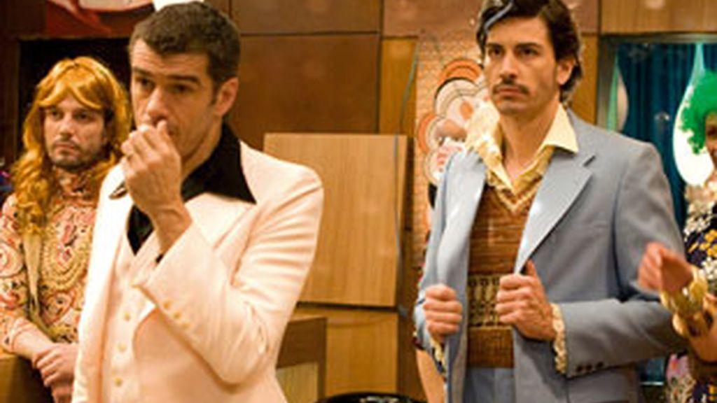 Pablo Martín actuará en 'Vida Loca'.