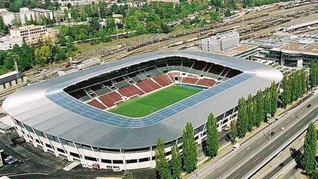 El Stade de Gèneve, Suiza (Ginebra)