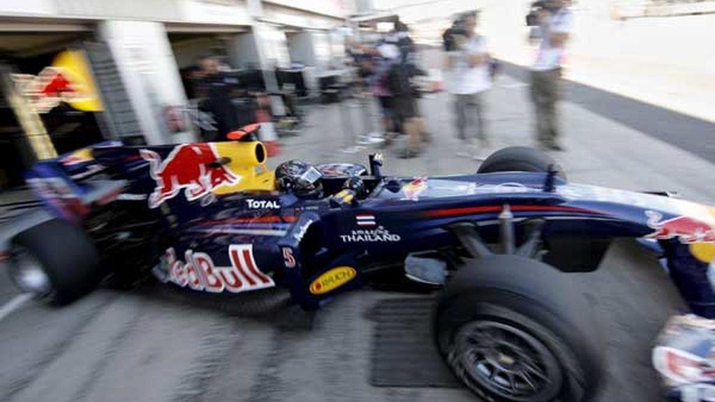 Vettel, a repetir victoria