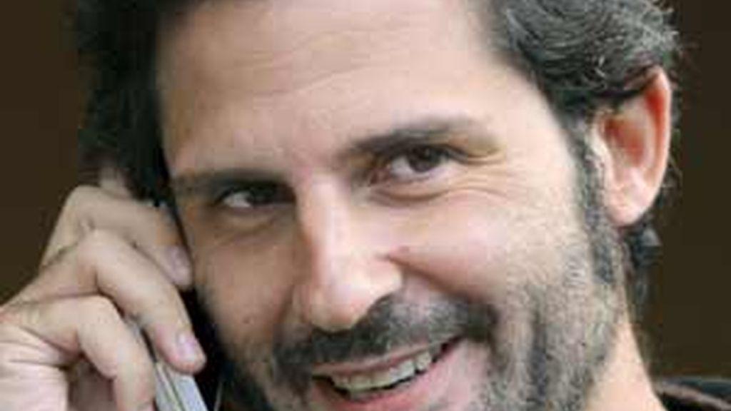 El periodista, José Cendón, en la rueda de prensa en Santiago de Compostela. Video: Atlas