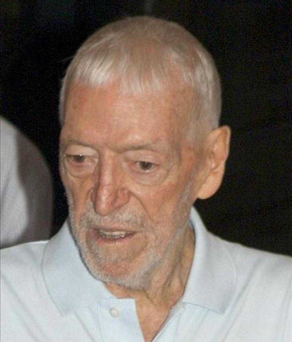 Vicente Ferrer, fundador de la ONG que lleva su nombre. EFE/Archivo