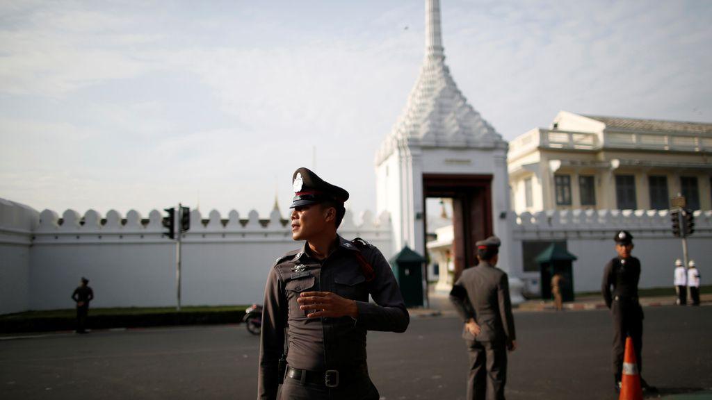 El Gran Palacio de Bangkok, en el punto de mira
