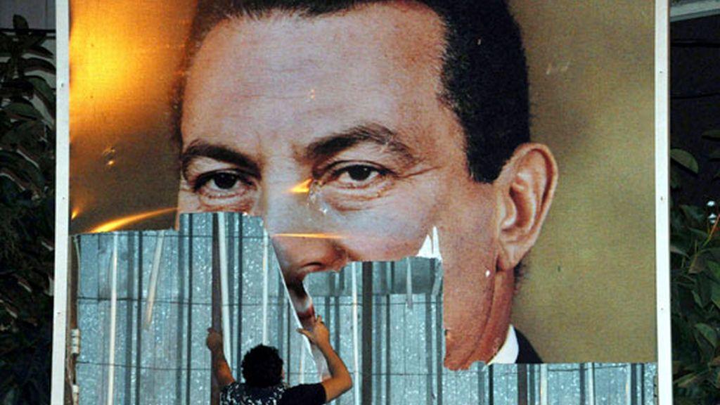 Adiós, Mubarak