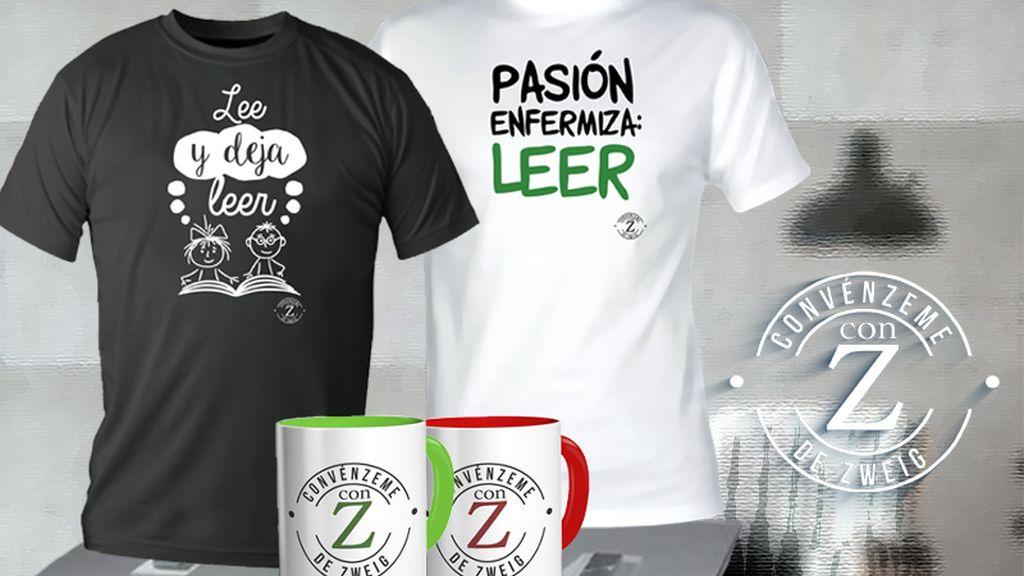 Los productos oficiales de 'Convénzeme', en mitienda Mediaset
