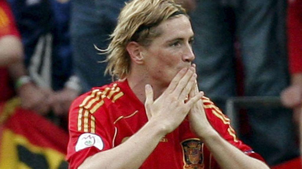 Torres se estrenó como goleador
