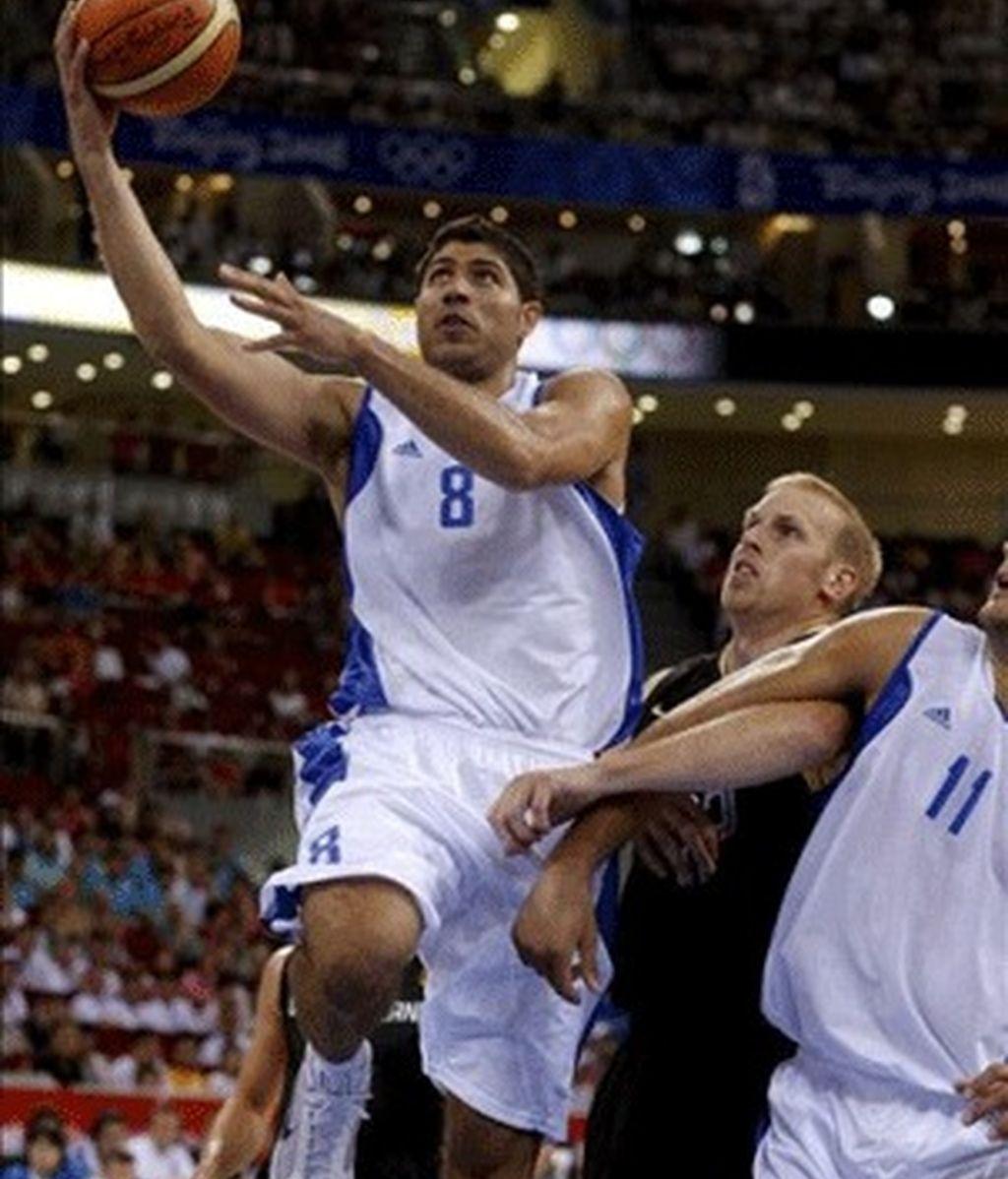 87-64. Grecia reacciona contra Nowitzki