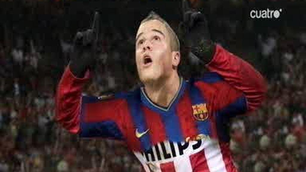 Así juega Afellay, el nuevo jugón del Barcelona