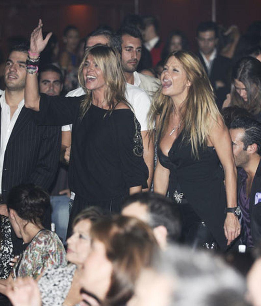 Guti y Arancha, juntos en Madrid