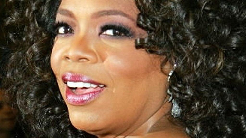 Oprah, todo por una buena causa