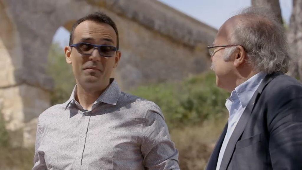 Risto Mejide entrevista a Josep Lluís Carod-Rovira