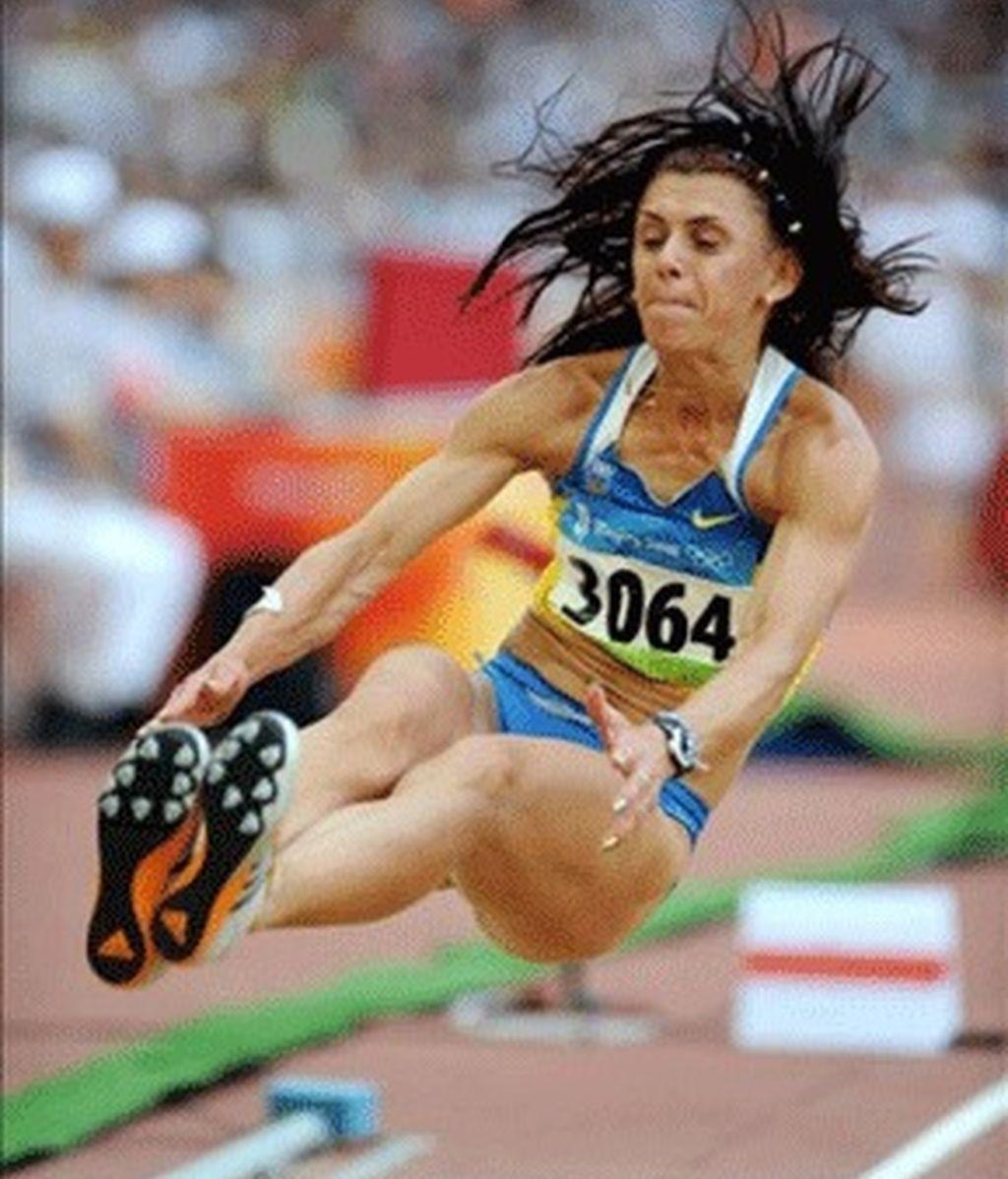 Blonska, desposeída de la plata en heptatlon y expulsada de los Juegos