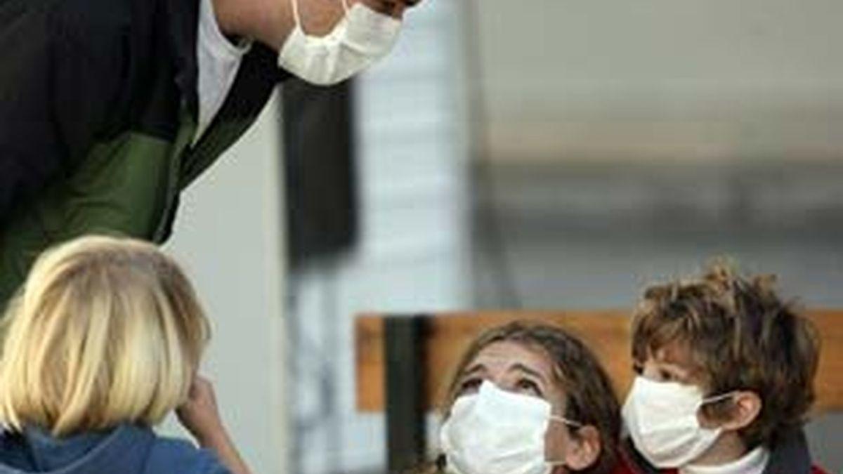 Los niños de entre 5 y 14 años son los más vulnerables al contagio de la gripe A