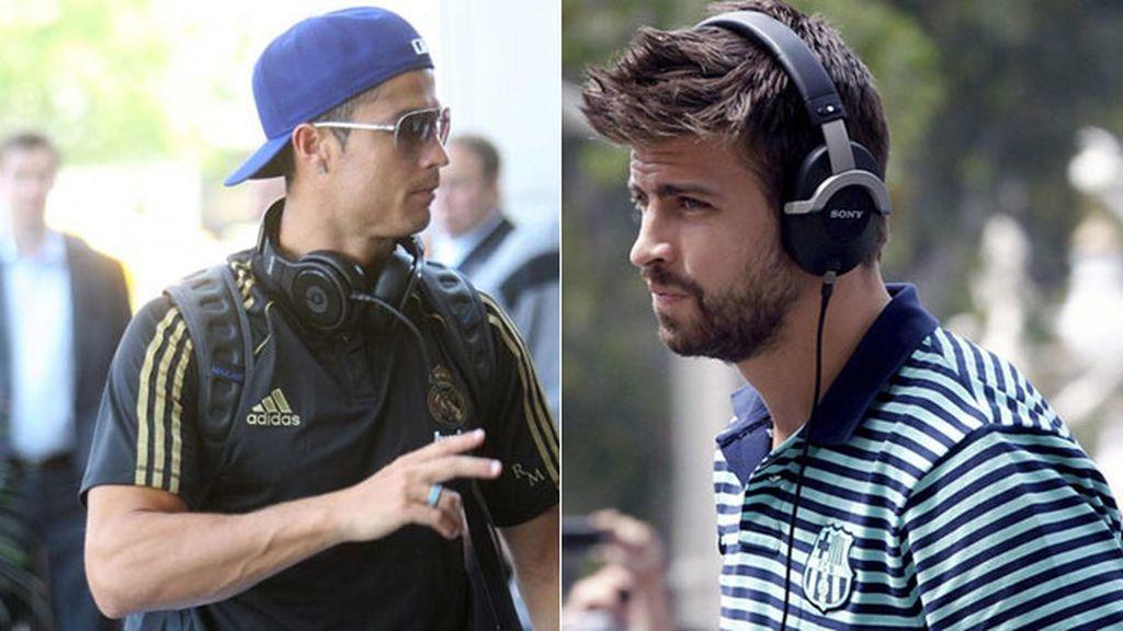 Los chicos del fútbol y sus auriculares