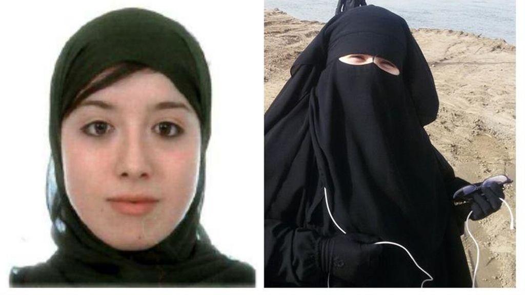 Asia Ahmed Mohamed y Fátima Akil Laghmich, españolas retornadas de Siria