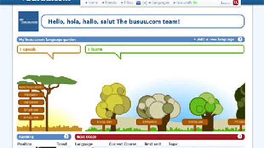 Busuu.com nació en 2008 para hacer más fácil el aprendizaje de idiomas. Foto: Busuu.com